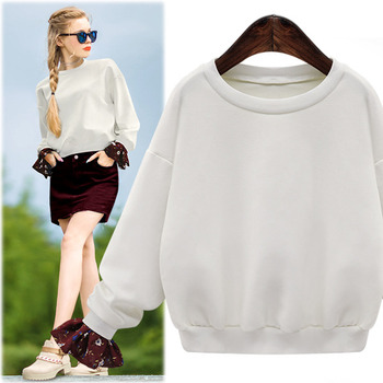 #TKN14212Agatha Soft Short Sweatshirt