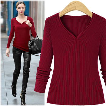 TKN12227Lovely Curve Neck Knit Top22차 입고 완료