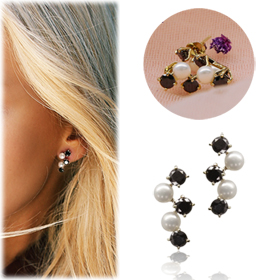 SAC13013Chic Mood Earring